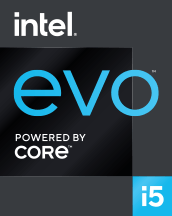 インテル® Evo™ core i5