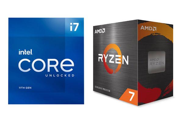 CPUメーカーで選ぶ