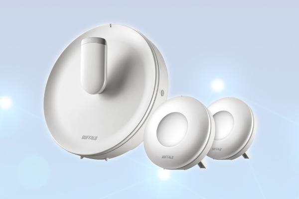 「メッシュWi-Fi」は複数同時接続に強い