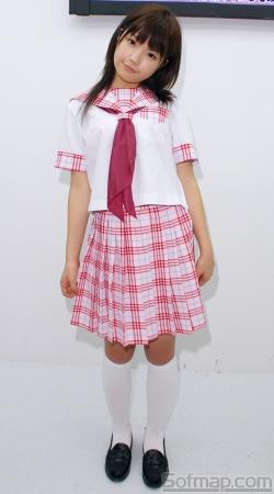 小林万桜さんのコスチューム